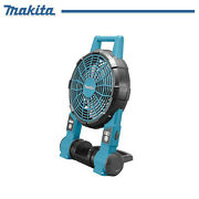New Makita Portable 14.418v Cordless Electricity And Battery Operated Powered Fan