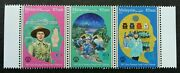 Malaysia 100 Years Girl Guides 2016 Scout Setenant Stamp Mnh Unissued Rare