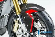 Ilmberger Gloss Carbon Fibre Front Mudguard Wheel Cover Fender Bmw S1000r 2015