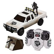 Medal Of Honnor Concept Opfor Technical Truck With Battling Action Free Shipping