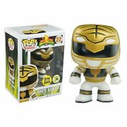 Funko Pop Mighty Morphin Power Rangers White 480 Pieces Limited Sdcc 2013