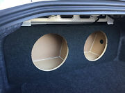 For A 2015+ Mustang - Custom Subwoofer Box Sub Speaker Enclosure - 15+ - New