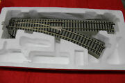 49884 S Gauge Fastrack 54 R27 Right Hand Manual Switch Brand New In Box