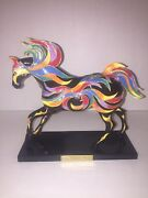 'stained Glass Look' Phoenix Pony 1e Special Edition Release