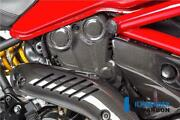 Ilmberger Gloss Carbon Fibre Pair Of Cam Belt Covers Ducati Monster 821 2014