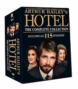 Hotel The Complete Romance Collection-all 115 Episodes James Brolin