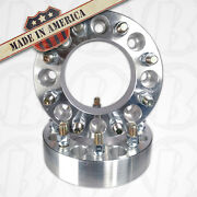 8x170 Ford Wheel Spacers Adapters 1.5 Thick 8 Lug F250 F350 Superduty Excursion