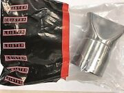 Leister 107.260 Wide Slot Nozzle Andoslash 62.5mm 85 X 15mm Fits Lhs 60s 61s And Le 5000