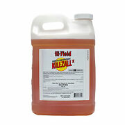 Killzall Weed Grass Killer 5 Gallons 41 Glyphosate Herbicide W/ Surfactant