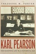 Karl Pearson The Scientific Life In A Statistical Age Paperback Or Softback