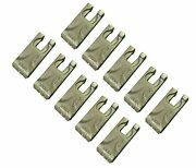 10 - Carbide Auger Teeth, 134519, 40/50 Size Tooth For Pengo Aggressor Auger