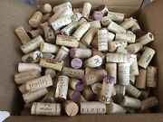Wine Corks - Used Lots Available In Quantities Of 100 With Free Shipping Offered
