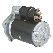 Starter Fits Leyland Nuffield Tractor 2100 245 255 262 270 344 4100 465 472 485