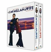Mcmillan And Wifethe Complete Nbc Mystery Movie Collection