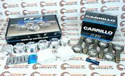 Cp Piston And Carrillo Rod Combo 84mm 9.51 Cr Fits Bmw N55b30 135i 3.0l