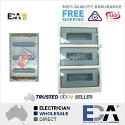 42 Way Pole Circuit Fuse Box Distribution Switchboard Surface Mount Fuse Board