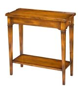 26 Anselmo Set Of Two End Table Large Solid Walnut Veneer Finish