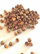 5000 Olive Wood 8mm Round Beads Polished Rosary Jewelry