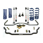 Ridetech Suspension Kit 11245010 Streetgrip For 68-72 Chevy Gm