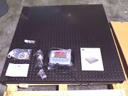 Ohaus 2300kg/5000 Lb. Digital Lcd Floor Scale With Remote Indicator K
