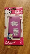 Florida Gators Hello Kitty Ipod Touch Soft Case 4th Generation Only 2 Left