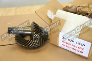 Zf Ring And Pinion Gear Set 4460 305 630 4460 305 632 For Bus Or Coach
