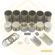 6dr5 Engine Rebuilding Kit For Mitsubishi 6dr5 Industrial Construction Machinery