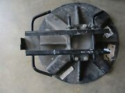 Terex American Crane Outrigger Pad Assembly Part 19577512