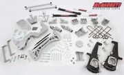 Mcgaughyand039s Chevy Gmc 3500 Hd Diesel Dually 4wd 8 Lug 7 Lift Kit 2011-2018 52351