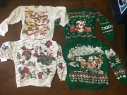 15 Vintage Ugly Christmas Sweaters Very Cool L@@k