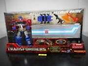 Mint And Sealed Transformers Masterpiece Optimus Prime Tru Mp-10 Convoy 2.0 2-x