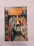Justice League Of America 100 Aug 1972, Dc