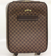 Louis Vuitton Damie Pegase 50 Carry-on Luggage N23256 Auth F/s Japan