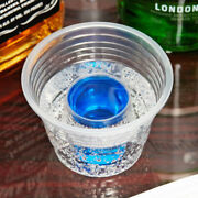New 1000 Jager Bomb Blaster Power Chaser Shot Glass Disposable Plastic Cup Case