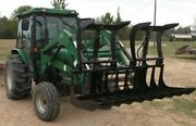 Root And Brush Grapple For Front End Loader Or Skid Steer Free Shippingandnbsp