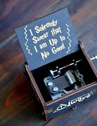 Harry Potter Collectibles - Music Box I Solemnly Swear That I Am Up To No Good