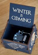 Game Of Thrones Memorabilia Got Collectibles - Music Box - Fully Detailed