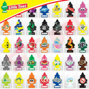 200 Little Trees Hanging Car Vihecle Home Cool Air Freshener - Mix/assorted