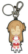 New Ge Sword Art Online Crying Asuna Sd Pvc Keychain Official Ge36753 Us Seller