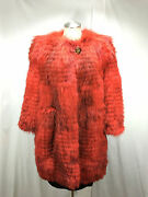 Noble Simplicity Rosary Red American Fox Fur Feather Lady Stroller Free Shipping