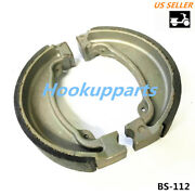 New Rear Brake Shoes For Bombardier Quest 50 50cc 2003 2004 Bs-112-4