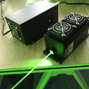 Industrial 532nm 2000mw Green Laser Module W/ Tec Cooling/analogue Modulation