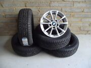 2294 Genuine 16 Bmw 390 3 Series F30 F31 Alloy Wheels And Run Flat Winter Tyres