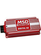Msd Ignition Box Msd 6a Digital Capacitive Discharge Points Electronic 6201