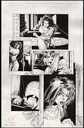 Tales Of The Witchblade 2 Art By Billy Tan Image Comics Great Annabella Page