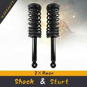 Quick Complete Struts Assembly Shocks Rear Pair For Nissan Maxima 95 96 97 98 99