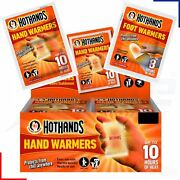 Hot Hands Hand Warmers And Foot Warmers Hothands Packs Pocket Heat Feet Gloves