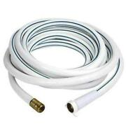 Attwood Marine Rv Hose 25and039 White 11870d2
