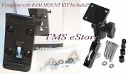 Motorcycle Ram Mount And Bracket For Garmin Zumo 350lm 390lm 395lm Gps-10962 11843