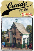 Bar Mills The Alvin Hat Company Kit Ho-scale/limited Nib Free Shipping